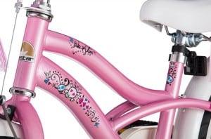 bikestar Cruiser 16 Zoll Mädchen Details
