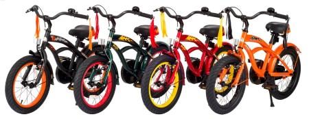 Farbauswahl Bikestar Cruiser für Jungs